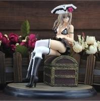 21cm PVC Figures New sexy girl Anime Shining Ark Velvet Batrass 1/8 Scale Anime Figure Collectible Model Toy