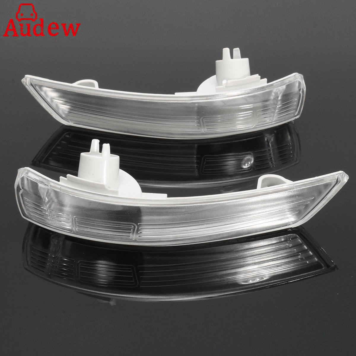 1Pcs Right/Left Car Wing Mirror Indicator Light Clear Lens For Focus for Mondeo 08-16 car light left
