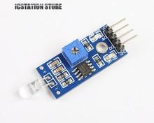 3.3V-5V LM393 Light Sensor Photosensitive Sensor Module for Arduino Raspberry pi Smart Car Robot 4pin