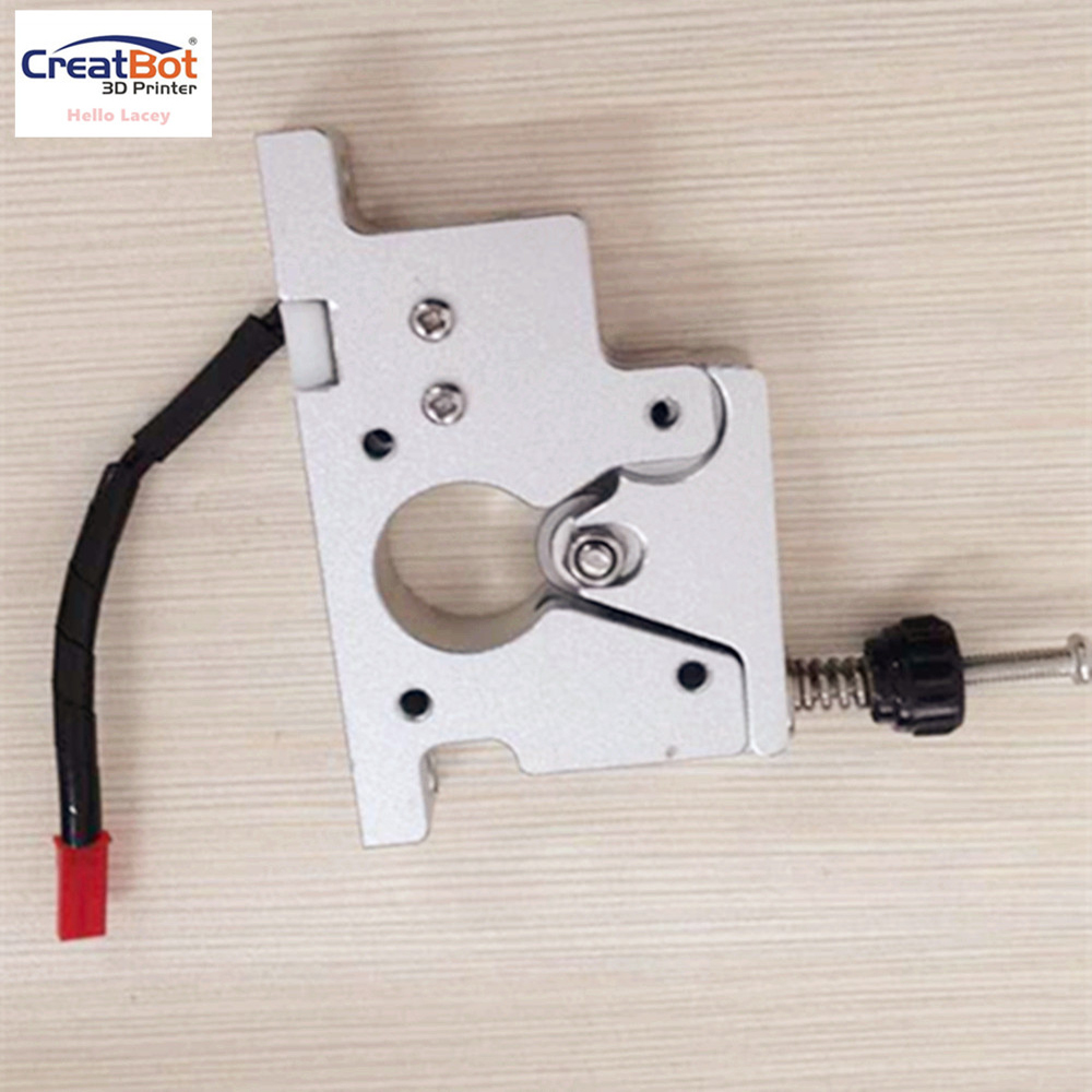 wire feeder for 3d printer kit  gadget CreatBot 3d metal printer Spare Parts  for sale Professional FDM DIY professional 24v wire feed assembly 0 6 0 8mm 023 03 detault wire feeder mig mag welding machine european connector en60974