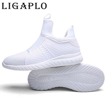 Men's flat  shoes and men shoes 2017 Newest Classic  All White Air For Men And WoFashionable men Casual  Size 39–44