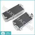 08 09 10 11 12 Left Right New Aluminium Cores MX Offroad Motorcycle Radiators X2 for Suzuki RMZ 450