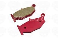 High-Quality CARBON CERAMIC ROAD BRAKE PADS For SUZUKI GSX 1300 08-14 GSX 1300 RZL4 (Hayabusa) 2014 (Rear)