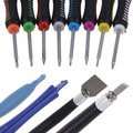 16 in 1 Repair Pry Tool Opening Kit Disassemble Screwdrivers Torx For Apple iPhone iPad HTC Tablet PC Mobile Cell Phone