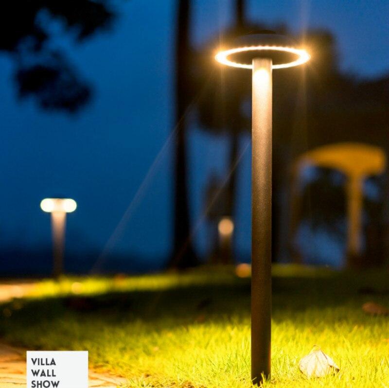 meadow led Lawn light sconce Grassland Landscape light Waterproof led Mushroom Garden Lighting Villa Led strip Outdoor lighting|LED Indoor Wall Lamps| |  - title=