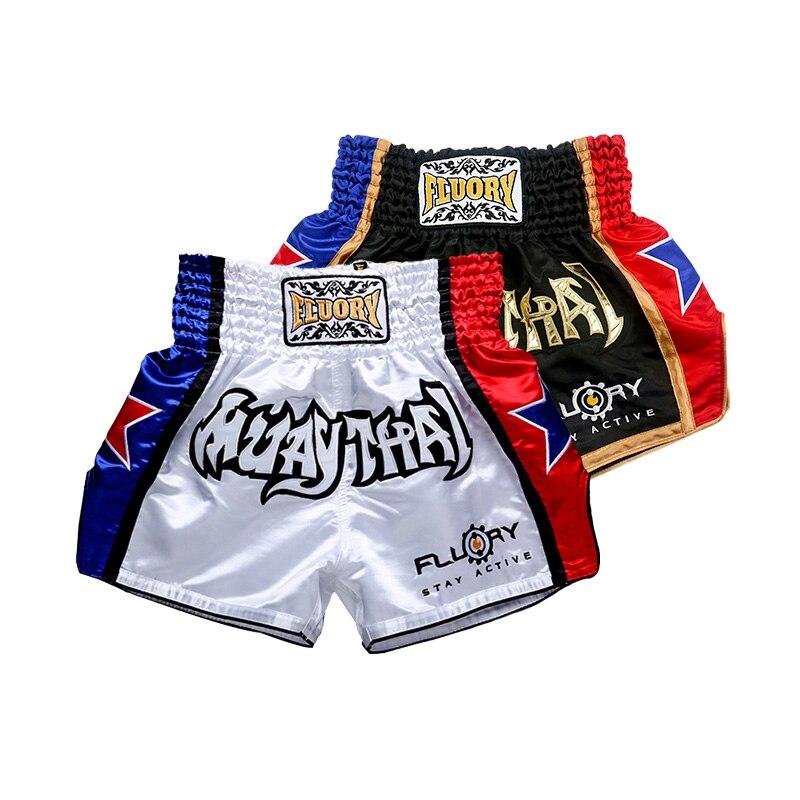 Calções de Boxe Revgear e Yokkao Custom-made Muay Thai Troncos Robe Top Rei Fairtex Gêmeos