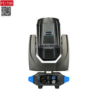 A with fly case double prism Sharpy Super Beam 350w 17r Moving Head Lighting double gobo beam 17r