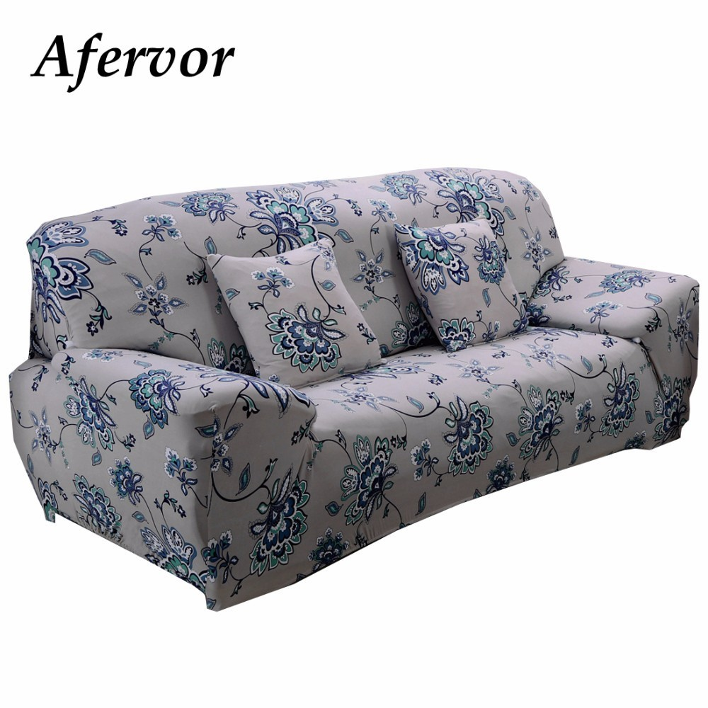 Aliexpress Com Buy Europe Floral Pattern Elastic Sofa