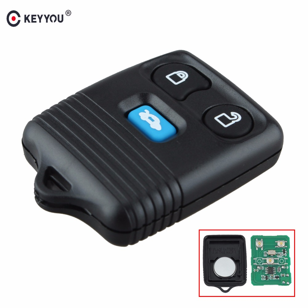 KEYYOU 3 Buttons 433Mhz Remote Control Key For Ford Transit MK6/CONNECT 2000-2006+PROGRAM DETAILS Keyless Entry Remote Car KeyKEYYOU 3 Buttons 433Mhz Remote Control Key For Ford Transit MK6/CONNECT 2000-2006+PROGRAM DETAILS Keyless Entry Remote Car Key