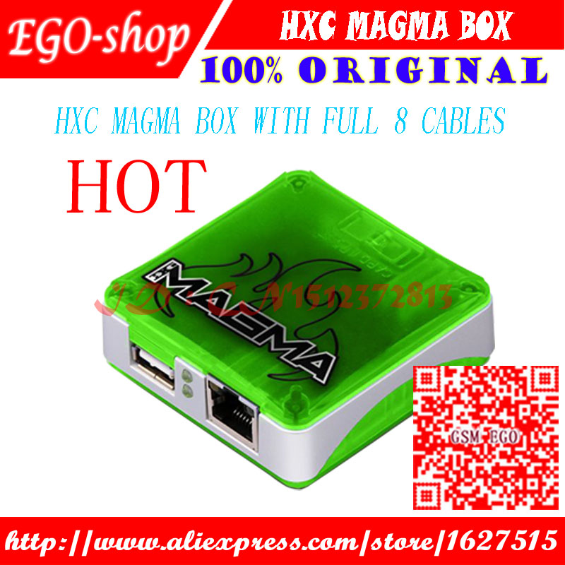 gsmjustoncct The HXC Magma Box magma box for sam BB alcate package with 8  cables 0cbb72e903