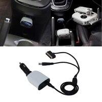 1 PC Car Charger Voltmeter 5V 2A 17 4V 6A Output For DJI Phantom 4 Pro