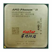 Четырехъядерный процессор AMD Phenom II X4 830 2,8 ГГц HDX830WFK4DGM разъем AM3