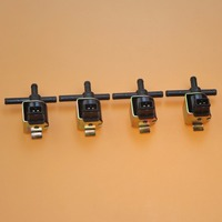 4Pcs Car 1 8t Turbo Charged Solenoid Circulation Valve For VW Golf GTI Jetta Passat A4