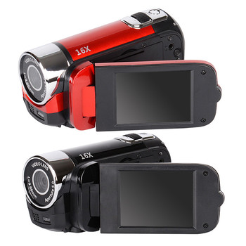 1080P digital HD 2.7-inch LCD flash camera 1