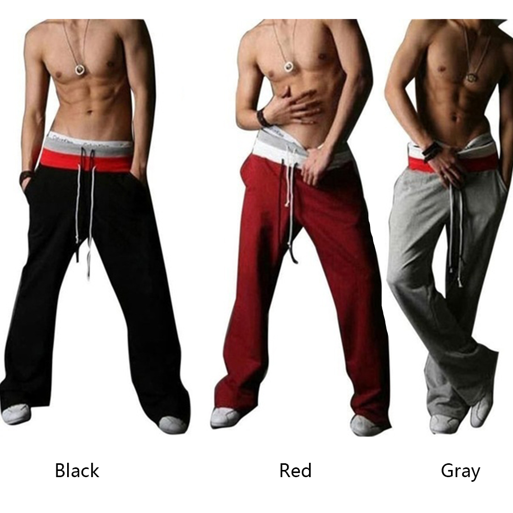 262b665f5a Harem Pants New Style Fashion Casual Skinny Sweatpants Pants Trousers Drop  Crotch Pants Men Joggers Sarouel-in Harem Pants from Men's Clothing on ...