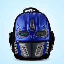 IVI New Waterproof 3D Cartoon Robot School Bags for Boys Cool Children Backpacks kids Schoolbag Mochilas Escolar Infantil
