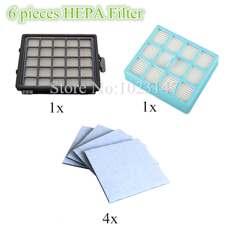 все цены на 6 pieces/lot Vacuum Cleaner HEPA Filter motor Filters replacement for Philips FC8146 FC8148 FC8140 FC8144 FC8142 FC8147 онлайн