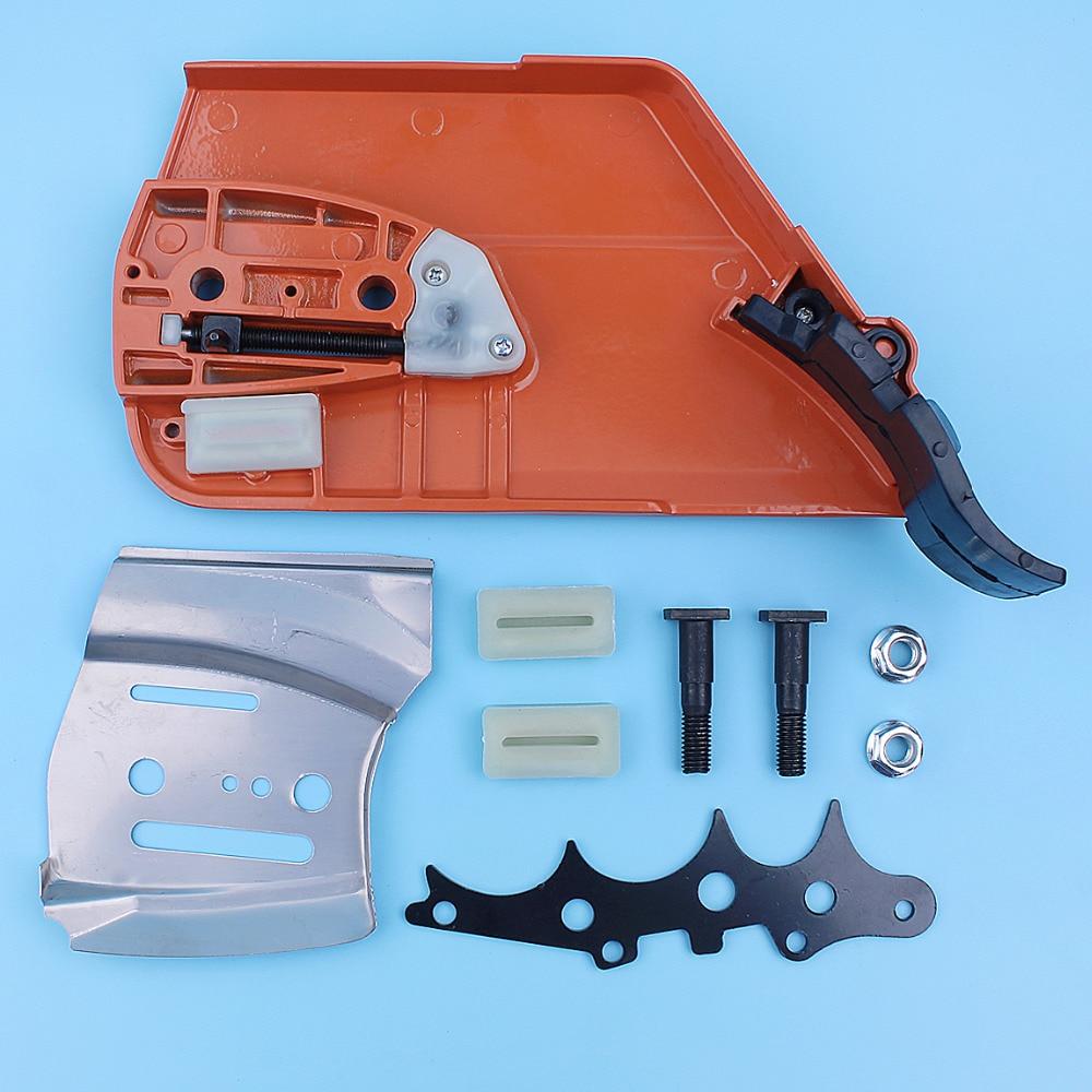 Chain Brake Side Cover Bar Kit For Jonsered 2171 2165 CS2171 CS2165 CS2188 2166 Chainsaw Bumper Spike Plate Nut Dog