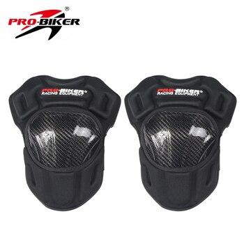 PRO-BIKER Motocross Knee Motorcycle Protection Moto Knee Pads Motorsiklet Dizlik Knee Protector Motorcycle And Motorcycle Elbow 4