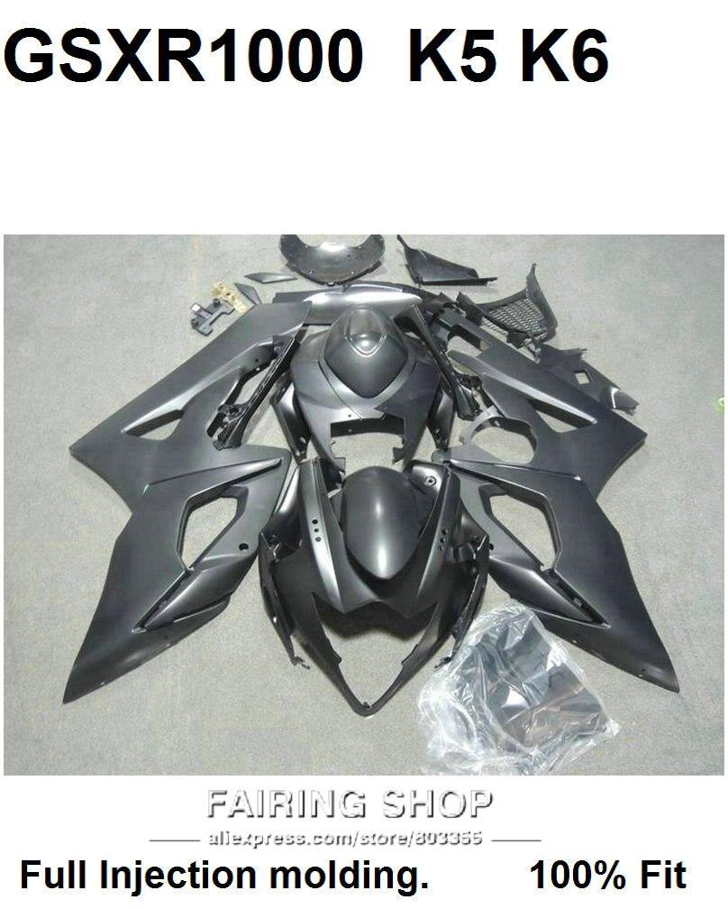 √Kit de carenado de carrocería de motocicleta para Suzuki GSXR1000 ...