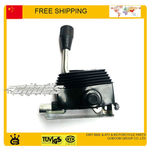 fuxin taotao buyang feishen GY6 150CC hand brake manual parking lever reverse gear lever go kart