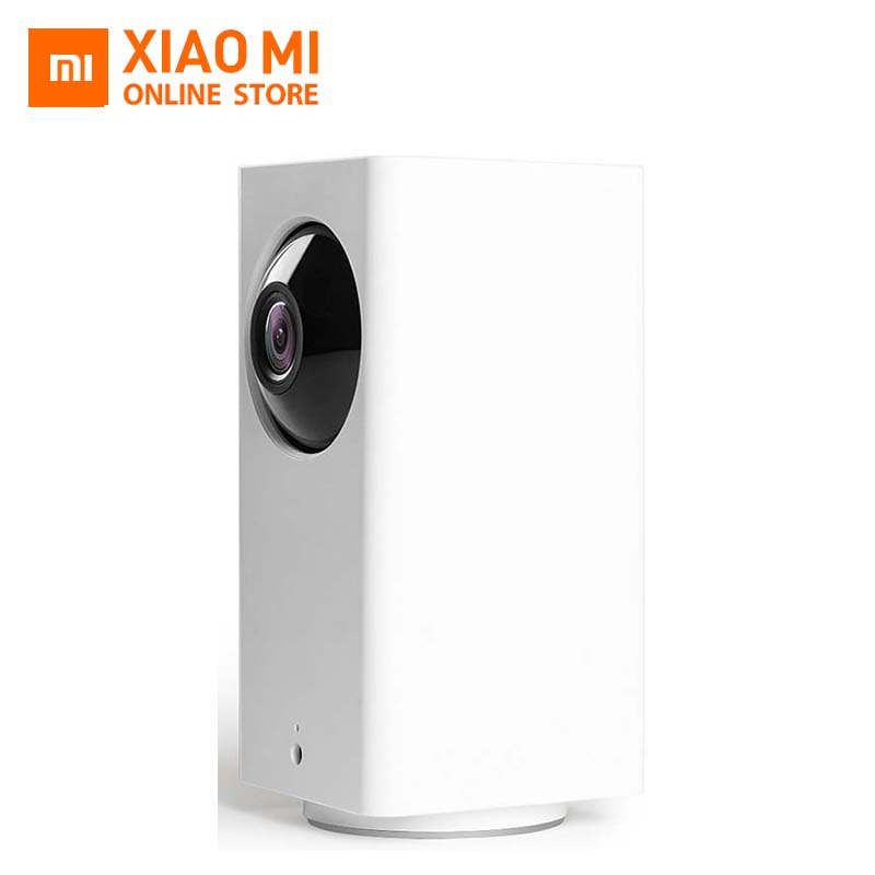 0riginal Xiaomi Mijia Dafang Smart Home 110 Degree 1080p HD Intelligent Security WIFI IP New Camera Night Vision For Mi Home App