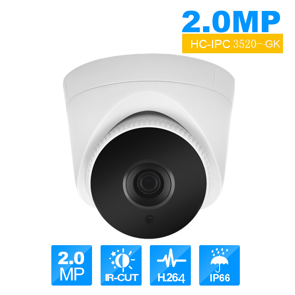 2MP HD Ip Camera Metal Dome cam Outdoor Waterproof Infrared Light Night Vision Motion Detect Webcam with Sony323 chipset bullet ip camera 2mp hd 1080p metal outdoor waterproof infrared light night vision motion detect webcam security camera