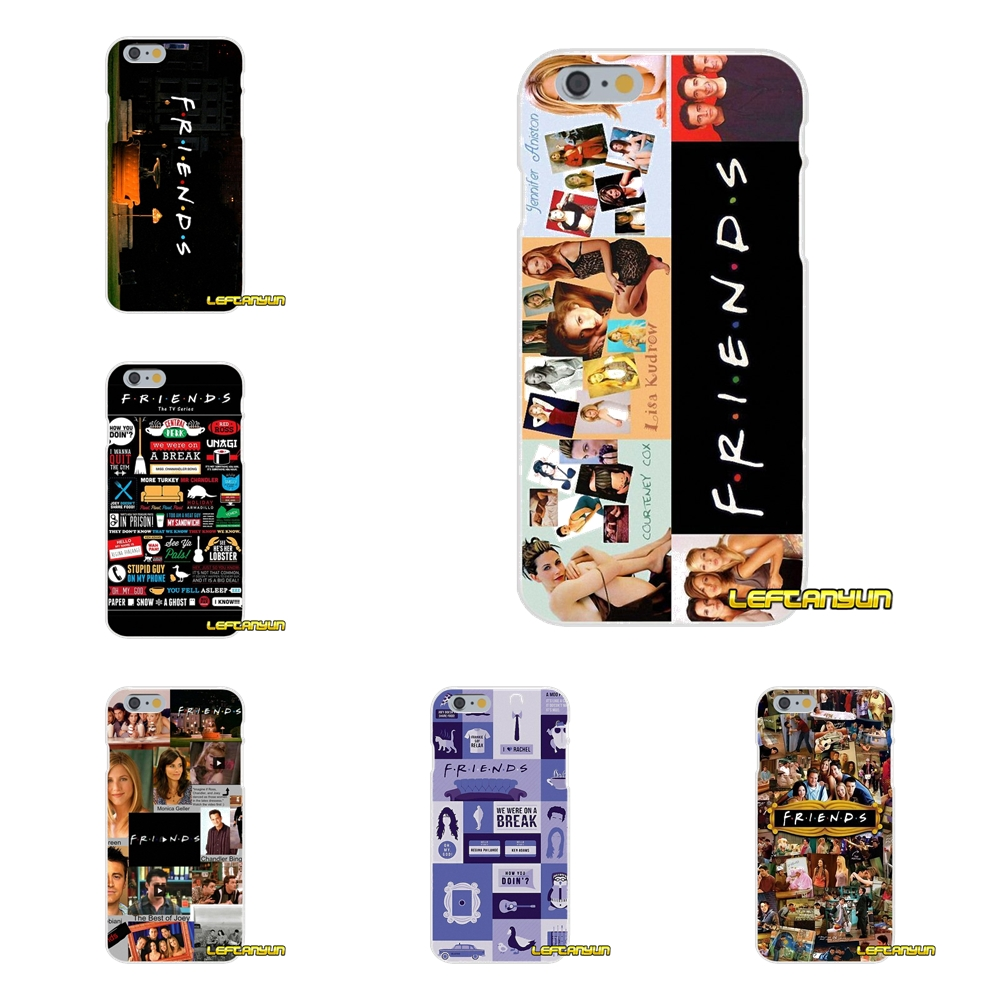 For Samsung Galaxy A3 A5 A7 J1 J2 J3 J5 J7 2015 2016 2017 Friends TV Shows Friends Poster Soft Phone Cover Case Silicone