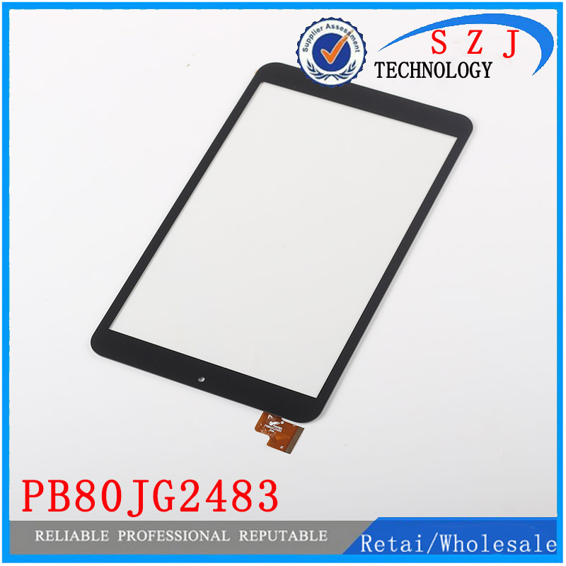 Original 8 inch PB80JG2483 Tablet Touch Screen Touch Panel for onda v801s glass Digitizer Sensor Replacement Free Shipping original new 8 inch tablet qsd e c8015 01 touch screen panel digitizer glass sensor replacement free shipping