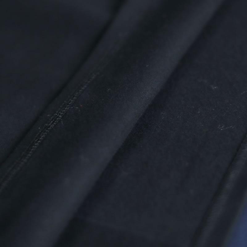 Printemps Genou 2019 Été Wbb2855 Picture De hg Manches Impression Au Femelle Demi Ample Wbb2855 dessus Pull À Black Femmes Robe Col Nouvelles Roulé Lettre see qHwqfEt