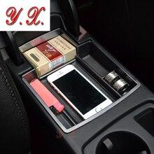 Фотография Car styling High Quality Interior modified armrest box storage box for audi a3 a4 a5 q3 q5 Interior Auto Accessories LHD