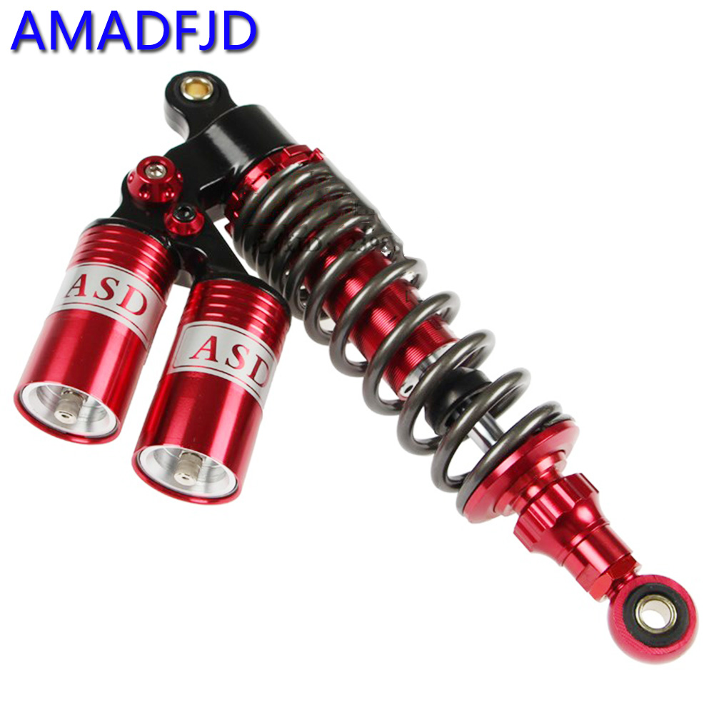 Electric motorcycle modified motorcycle / motorcycle accessories D2 double bottle rear shock absorber modified fork damping adju starpad for jialing cabbage modified cqr zongshen gy motocross yaoyong inverted front shock absorber damping inverted fork