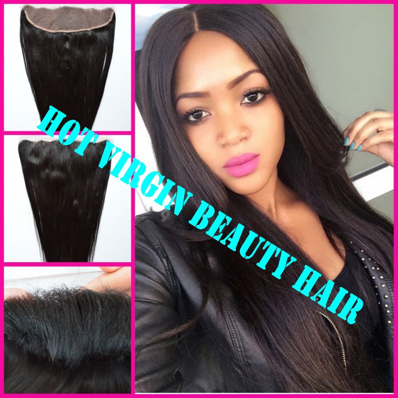 "Здесь можно купить  Free shipping Virgin Brazilian Lace Frontal 13""x4"" Bleached Knot Virgin Frontal Piece Yaki Straight Lace Frontal Closure Free shipping Virgin Brazilian Lace Frontal 13""x4"" Bleached Knot Virgin Frontal Piece Yaki Straight Lace Frontal Closure Красота и здоровье"