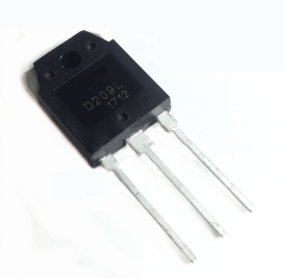 1PCS D209L TO-3P D209 TO-247 209L 2SD209L  Switching Transistor, High Power Control Tube