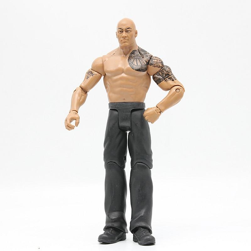 Building Blocks Super Heroes Wrestling gladiators Action figures Wrestler Kids Gift Toys The Rock