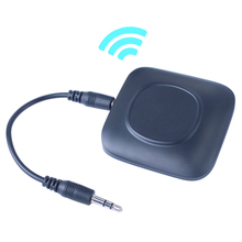 AGEAR Wireless V4.1 Bluetooth Transmitter Connected To Multimedia 3.5mm Audio Transmitter For Bluetooth Earphone Speaker Q16