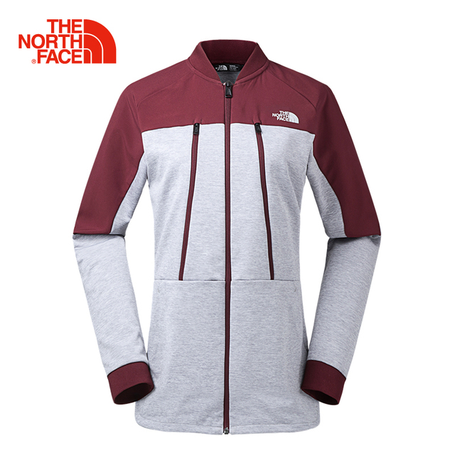 b8193b1e1 The North Face Women Trainning Knitting Sweaters Running Exercise Clothes  Quick Dry Outdoor Waterproof -in Trainning & Exercise Sweaters from Sports  & ...