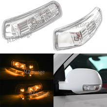 цена на Rear View Mirror Signal Light For Geely Emgrand 7 EC7 2009-2013 For EC715/EC718/Emgrand7-RV/EC7-RV/EC715-RV Mirror Turning Light