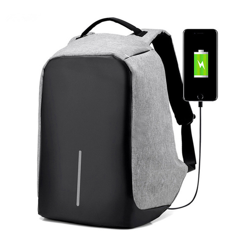 USB Charge Anti Theft Backpack Men Travel Security Waterproof School Bags College Teenage Male 15inch Laptop Backpack sopamey usb charge men anti theft travel backpack 16 inch laptop backpacks for male waterproof school backpacks bags wholesale
