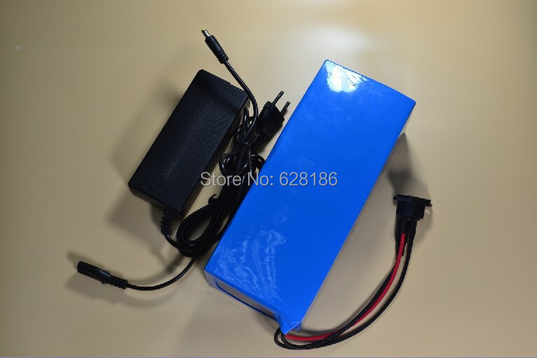 Electric Bicycle Battery 36V 12Ah Lithium ion Charger,BMS Li-ion Rechargeable - H Y E battery store