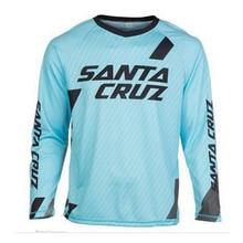 2019 MTB Downhill Jersey Long sleeve Bike DH AM FR Motorcycle Motocross Cycling Clothing Crossmax Shirt Clothes