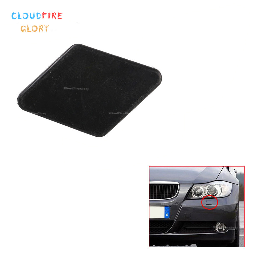 Front Left /& Right Bumper Headlight Washer Cover Cap For BMW E90 320i 325i 330i
