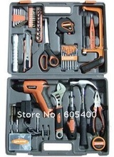 52 pieces of household tools PL018 home utility toolbox free shipping