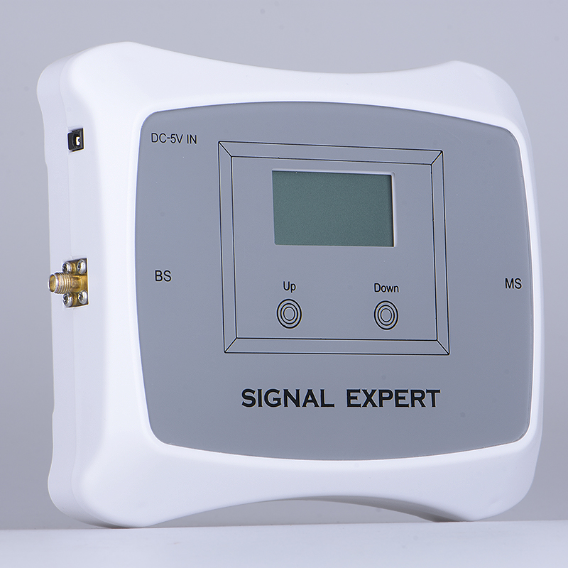 Image 4 - Special offer! DUAL BAND 2G 3G 850/2100mhz mobile signal booster cell phone repeater Cellular amplifier Only device+Adapter-in Signal Boosters from Cellphones & Telecommunications