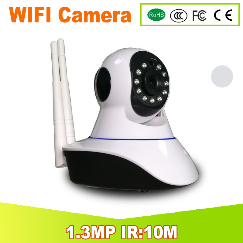 YUNSYE Wireless Security IP Camera WIFI Home Surveillance 960P Night Vision CCTV Camera IP Onvif P2P Baby Monitor Indoor Webcam hd 720p ip camera onvif black indoor dome webcam cctv infrared night vision security network smart home 1mp video surveillance