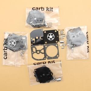 Image 2 - 5 Set/partij Carburateur Membraan Reparatie Kit Voor STIHL BG45 BG55 BG65 BG85 SH55 SH85 FS 38 55 120 200 250 300 350 Zama C1Q S68G