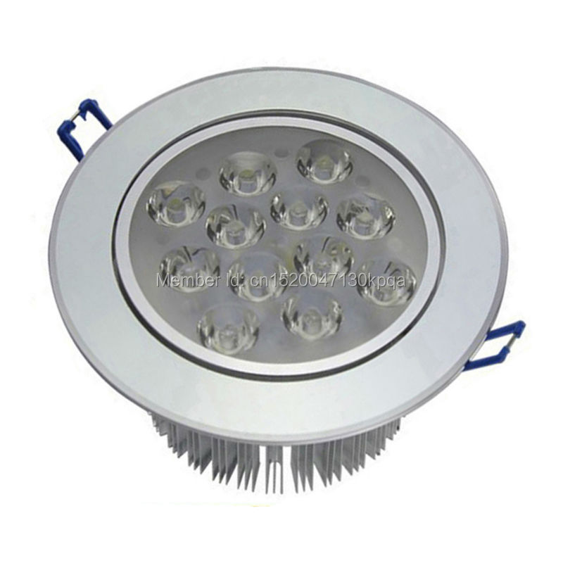 (60PCS / Lot) 3 տարվա երաշխիք 18W 7W 12W Dimmable LED - LED լուսավորություն - Լուսանկար 4