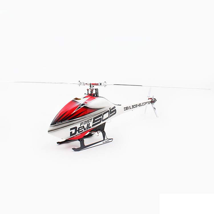 ALZRC - 505 Helicopter Devil 505 FAST FBL KIT In Store alzrc devil 450 helicopter parts 450 fast fiberglass shell