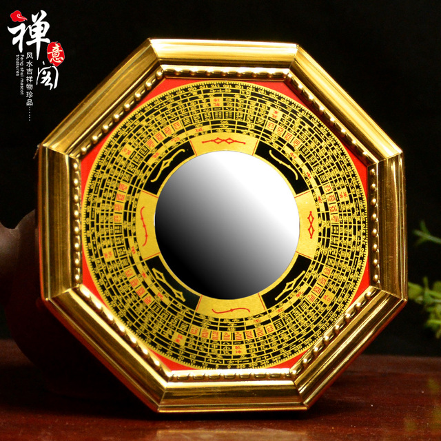 Kaiyun Bagua Spiegel Convex Concave Legering Blok Kwaad Feng Shui