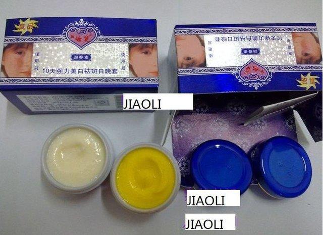 Jiaoli cudowny krem (krem na dzień i na noc)